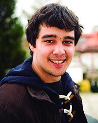 Manuel Rodrigues, 21 anos, Criminologia