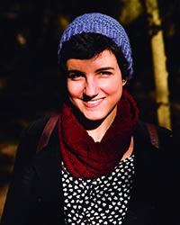 Marta Rodrigues, 21 anos, Artes Plásticas