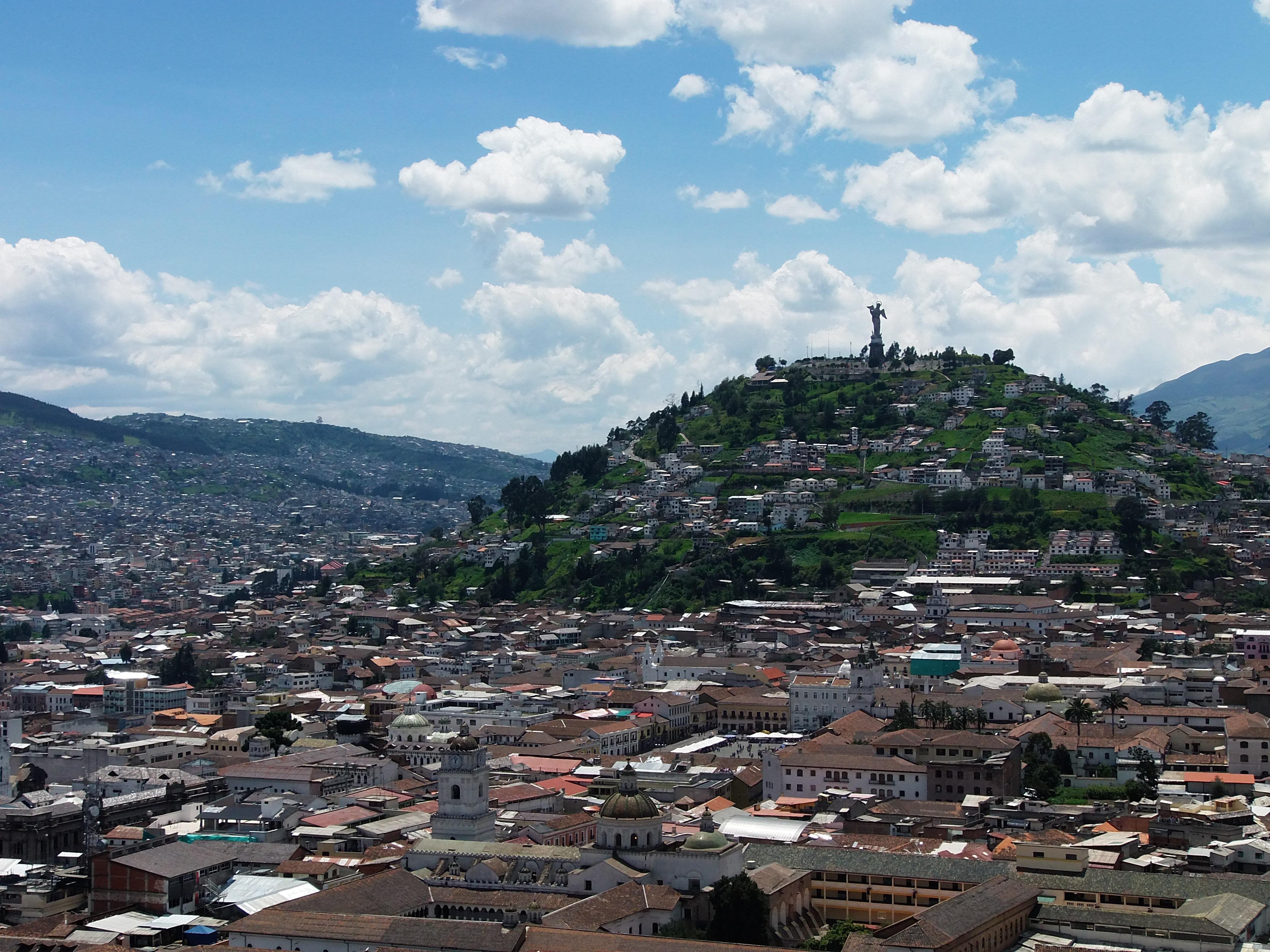 Quito - Equador (Francisca Matos)