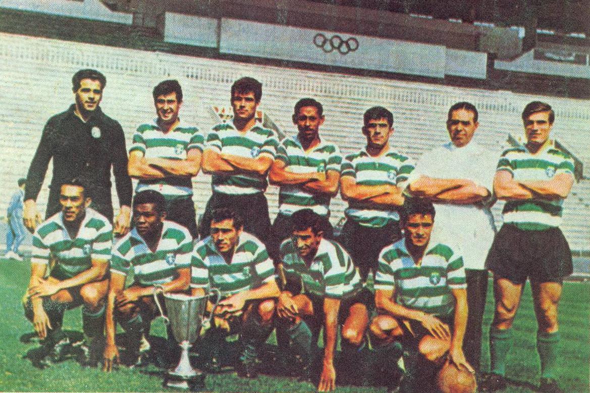 Sporting Lisbon 1963-1964 a