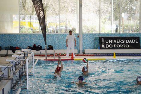 Universidade do Porto defronta a Universidade de Aveiro.
