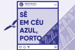 """Foto: Galerias Lumière, Exposição """"Sê em Céu Azul, Porto"""""""