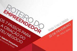 FOTO: ROTEIRO DO EMPREENDEDOR - FAP