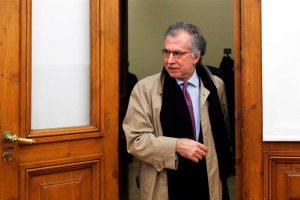 António Domingues, ex-presidente da CGD. Foto: Tiago Petinga/LUSA