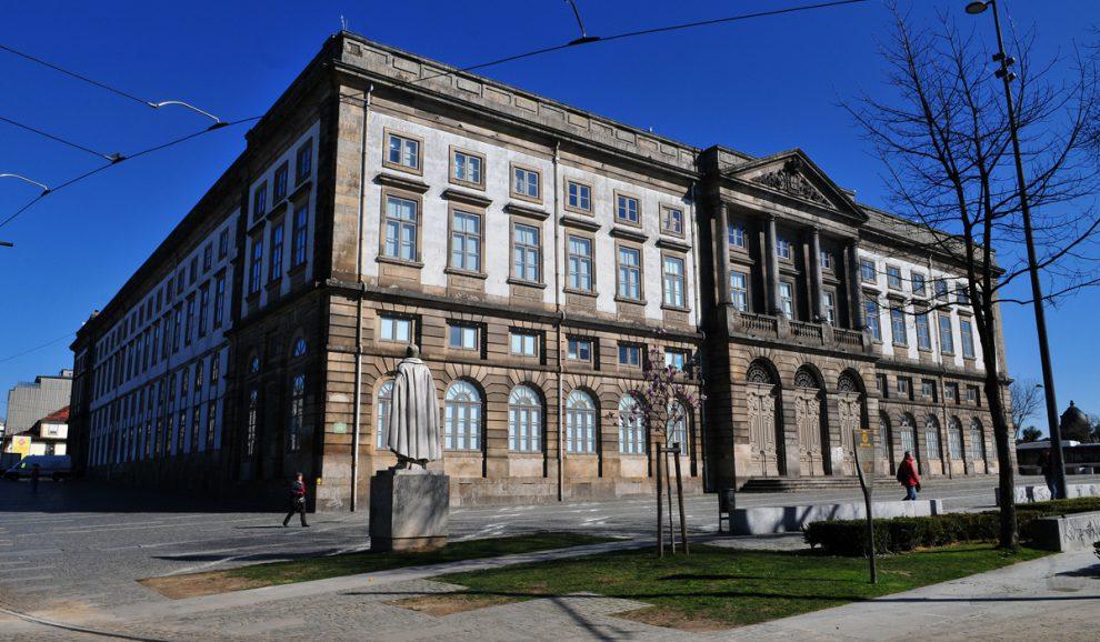 Reitoria do Porto   Foto: U. Porto
