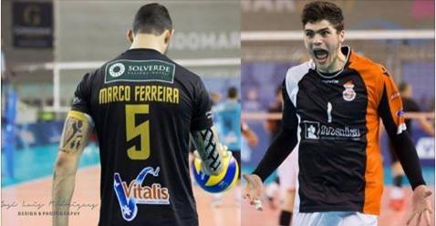 Foto: Federação Portuguesa de Voleibol