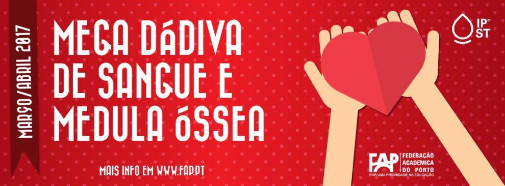 FAP/MEGA DÁDIVA DE SANGUE