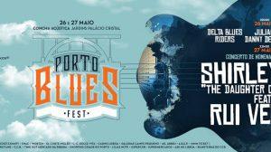 Porto Blues Fest - cartaz