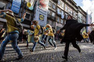 Cortejo Académico do Porto | Foto: Porto 24
