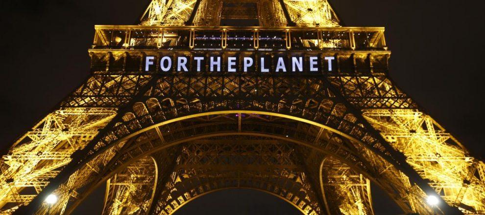 Cimeira do Clima em Paris, 2015. | Foto: BECAUSE