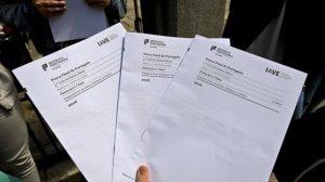 Exame Nacional de Português do 12º ano | Foto: Global Imagens