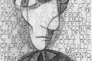 """""""Auto-retrato"""", por José de Almada Negreiros (1948). Foto: DR Fundação Calouste Gulbenkian"""