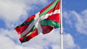 Bandeira do País Basco | Foto: Alunos Online