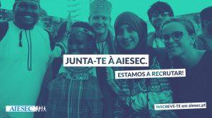 Imagem: AIESEC Portugal