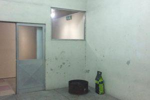 pátio da escola básica José Gomes Ferreira (fotografia: sofia estudante)