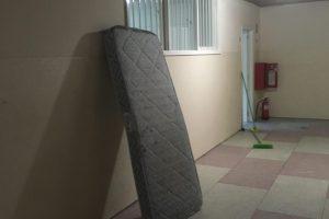 interior da escola básica José Gomes Ferreira (fotografia: rodrigo nogueira)