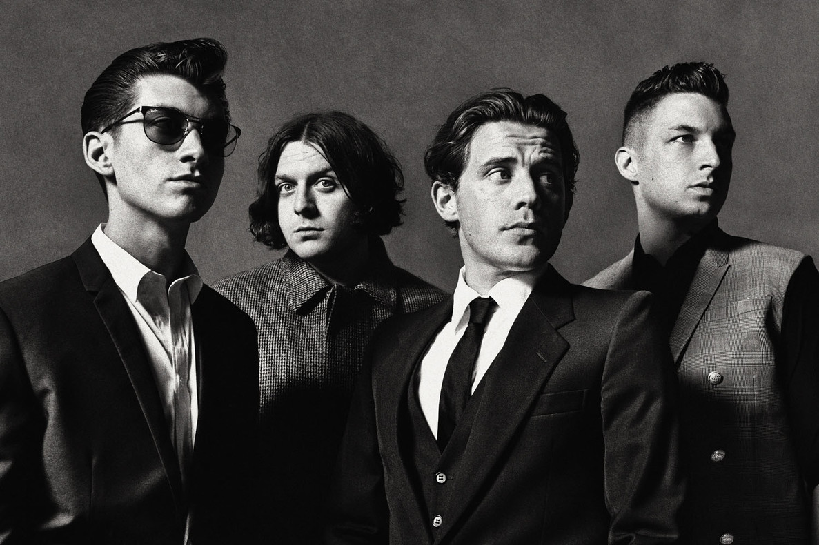 Arctic Monkeys confirmados no NOS Alive