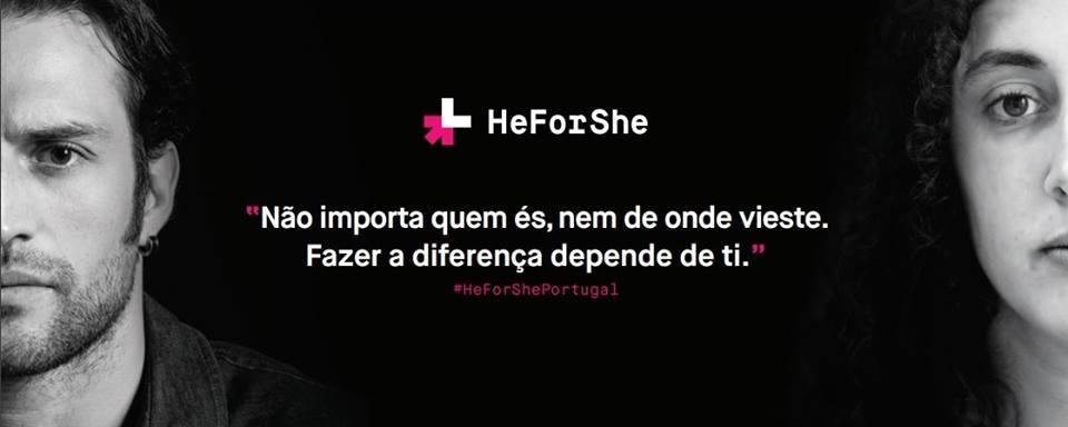 Fonte: HeForShe Portugal