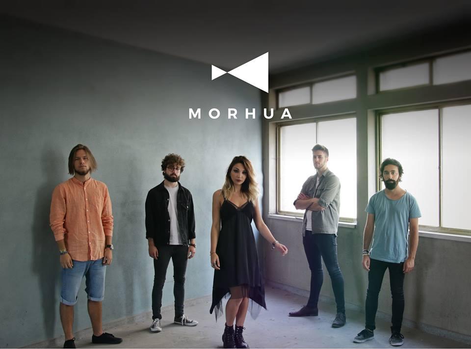 Fotografia retirada do facebook da banda: facebook.com/morhua.