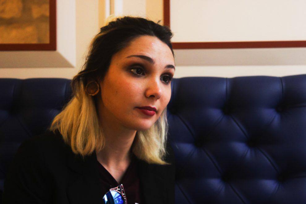 Cláudia Pascoal. Fotografia por Sofia Silva.