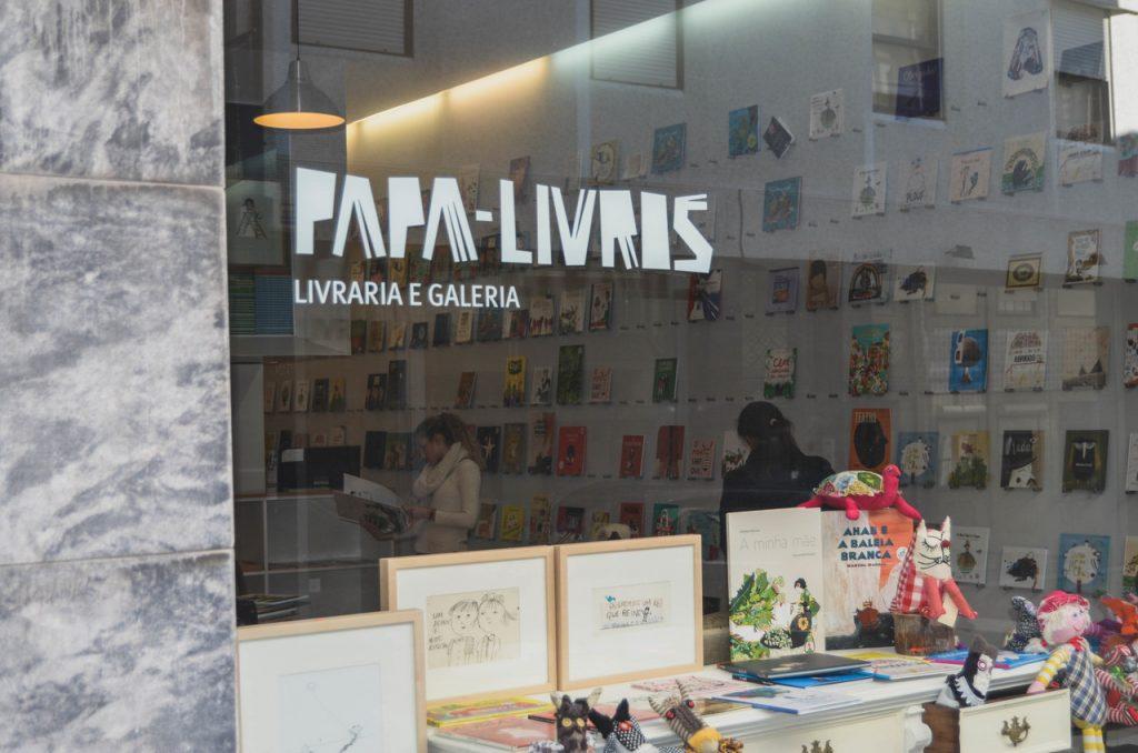 Galeria Papa Livros. Fotografias por Bruna Neto.