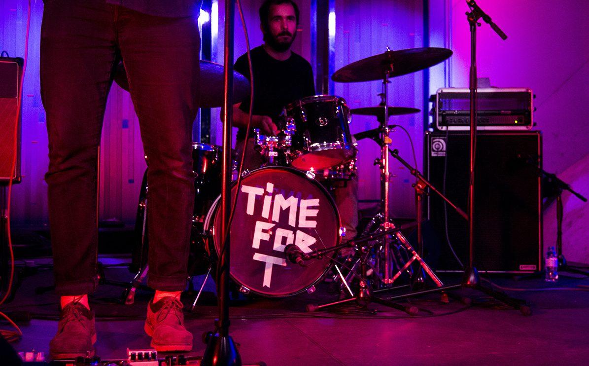 Felipe Bastos, Time for T. Fotografia por Inês Loureiro Pinto.