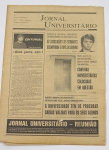 Edição Experimental do JUP.
