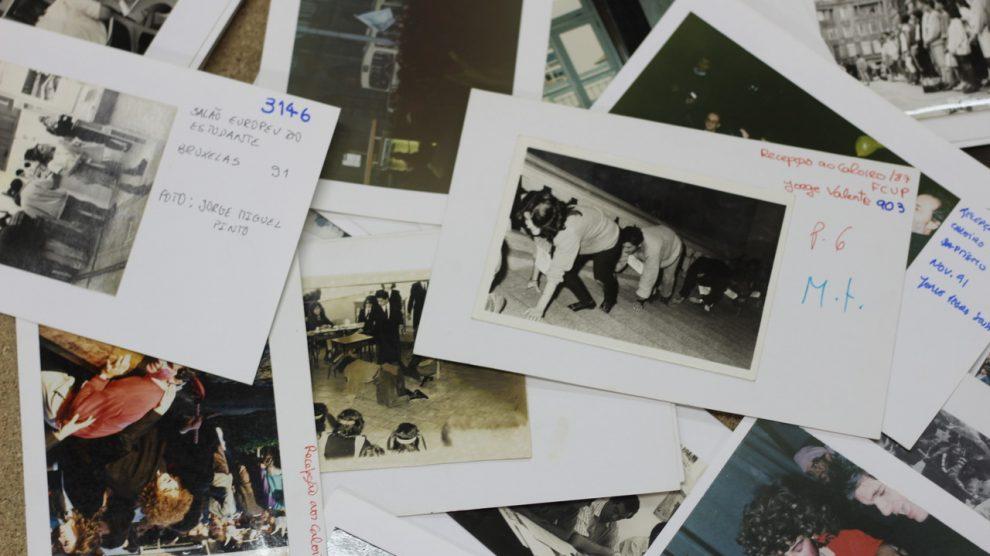 Fotografias em arquivo. Fotografia por Rita Pais Santos.