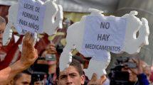 """""""Terrível, desesperante, triste, injusto"""". É deste modo que """"Maria"""" classifica um dia na Venezuela em crise."""