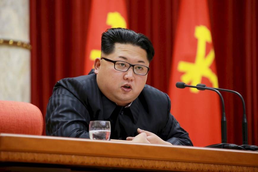 Líder norte-coreano Kim Jong-un. Foto: Reuters