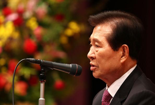 Kim Dae-jung Foto: Junko Kimura/Getty Images AsiaPac