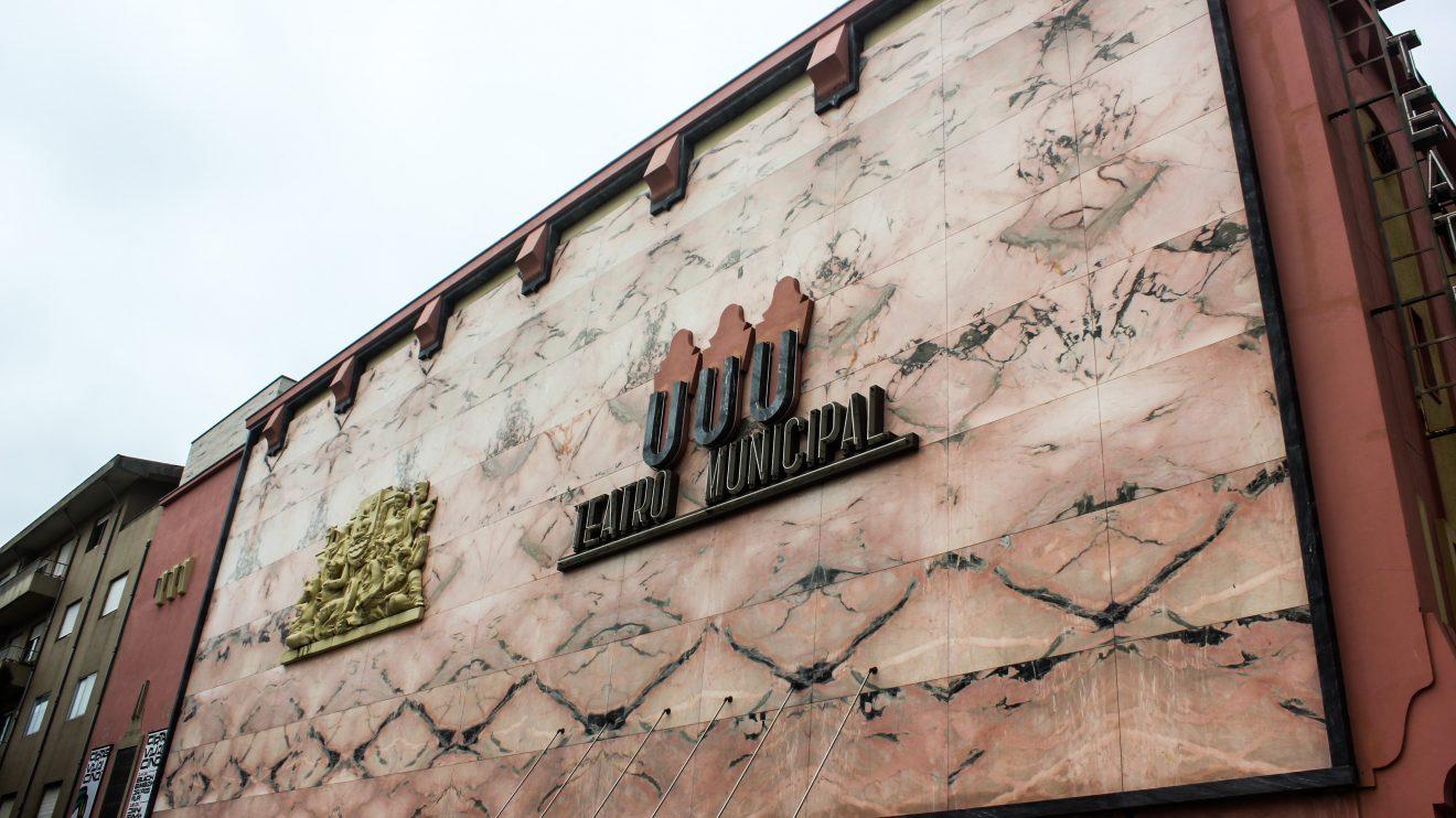 Teatro Municipal. Fotografia: Sofia Silva