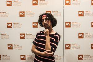 Rodrigo Festas. Fotografia: Sofia Silva.