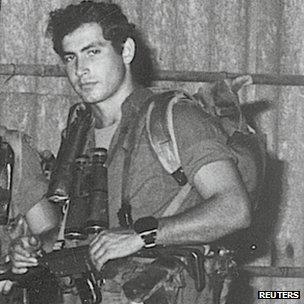 Netanyahu ao serviço das FDI [Foto: Reuters]