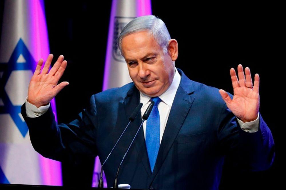 Benjamin Netanyahu [Foto: Jack Guez/AFP/Getty Images]
