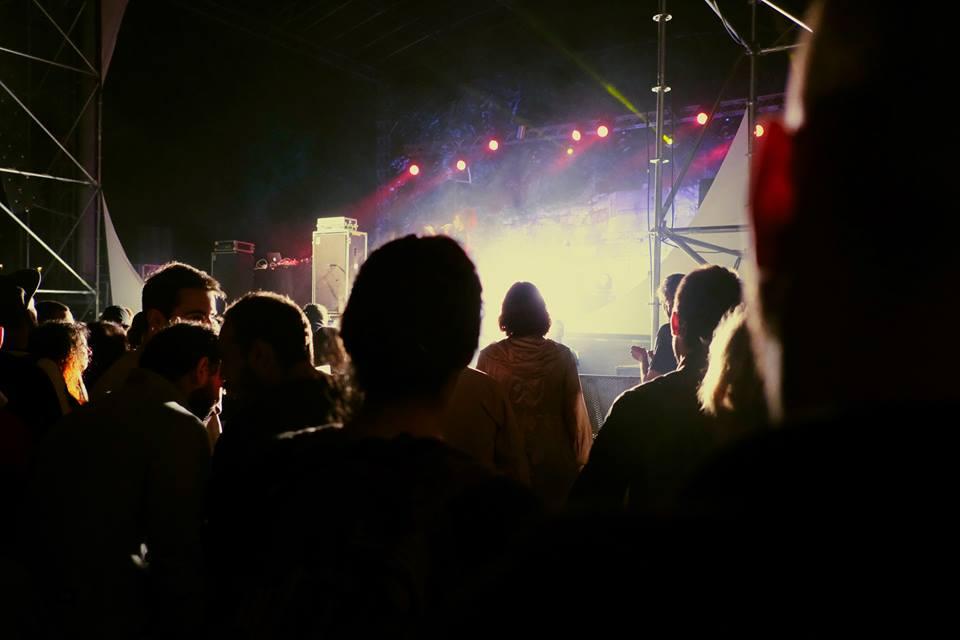 Terceiro dia de Milhões de Festa.  Fotografia retirada do Facebook do Festival.