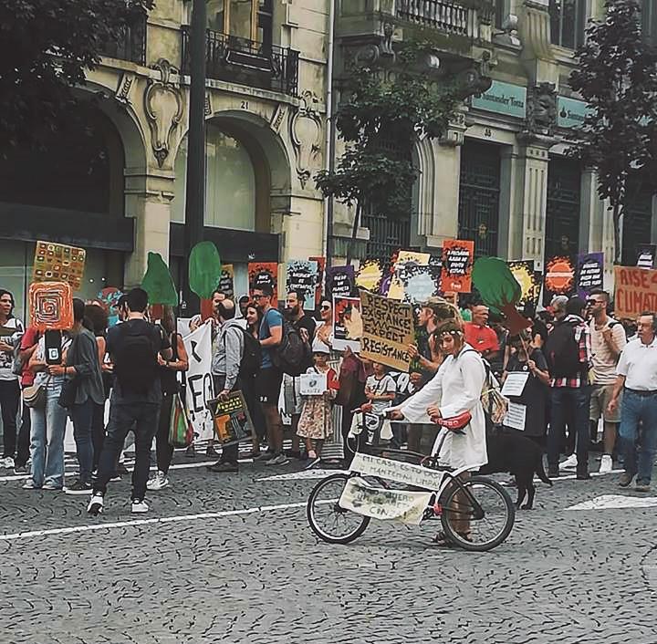Marcha na Avenida dos Aliados