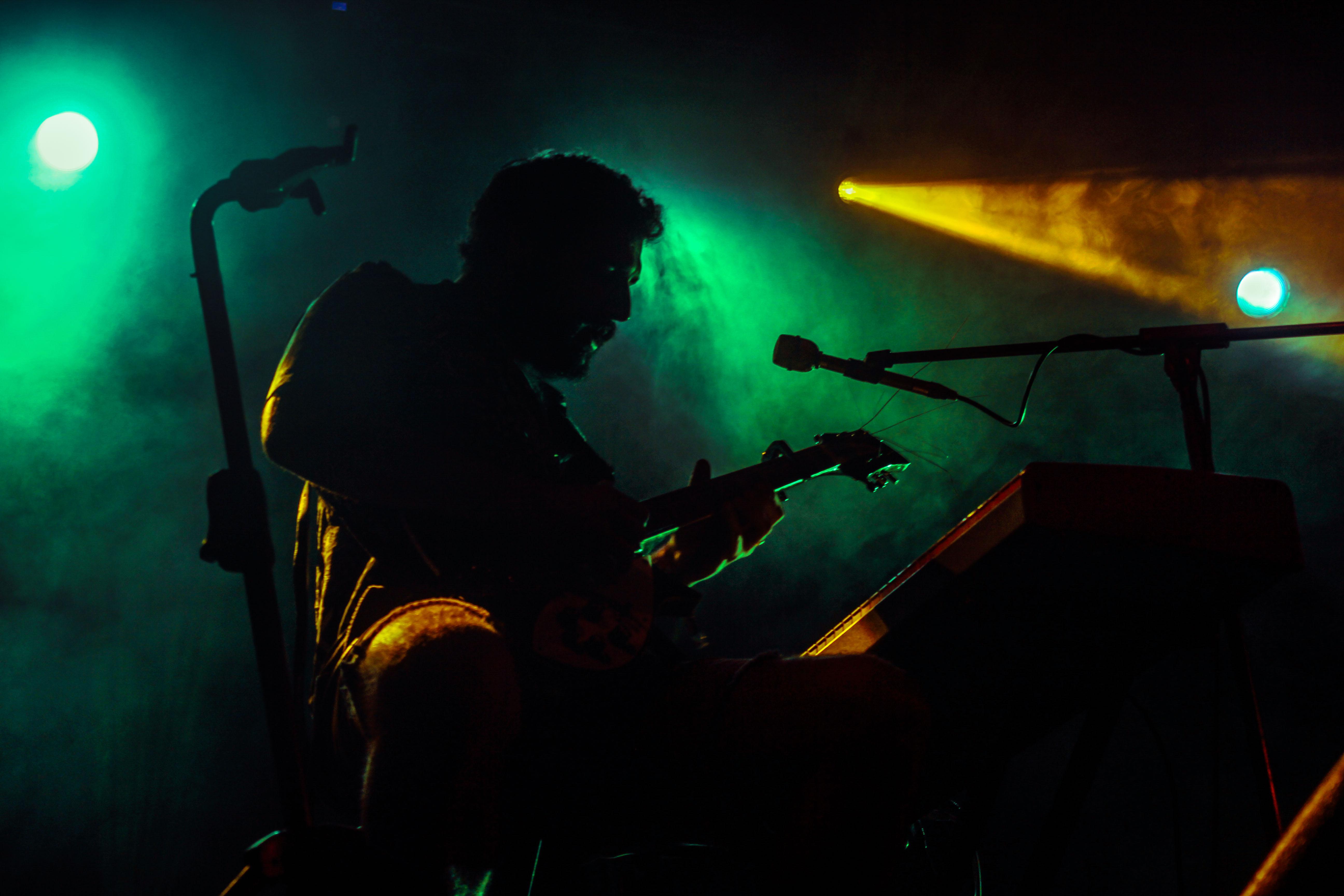 Luís Severo. Fotografia: Sofia Silva