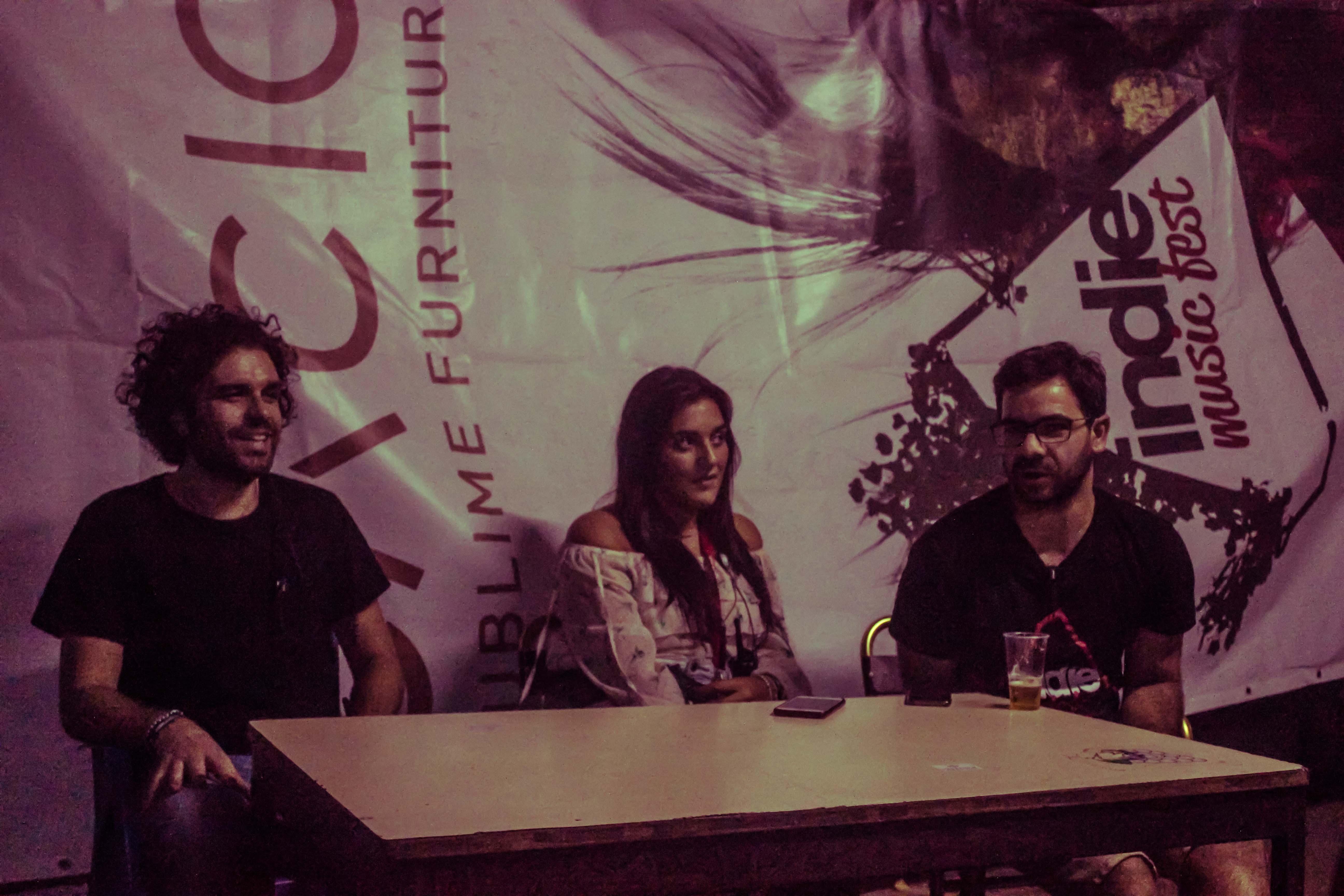 Organização. Fotografia: Sofia Silva