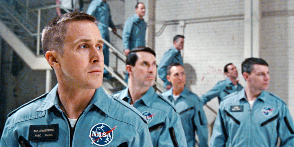 Still do fime First Man de Bradley Cooper