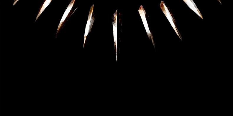Capa de Black Panther, banda sonora do filme homónimo.