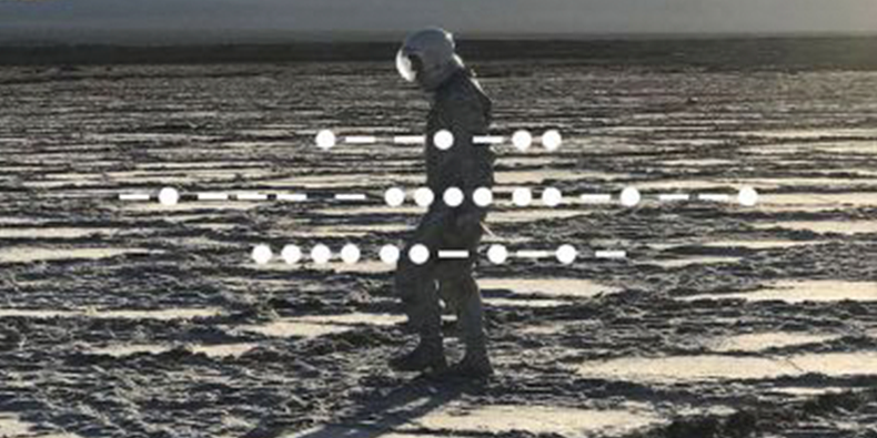"Capa de ""And Nothing Hurt"", de Spiritualized."