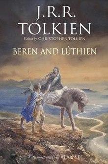 Capa de Beren e Lúthien.