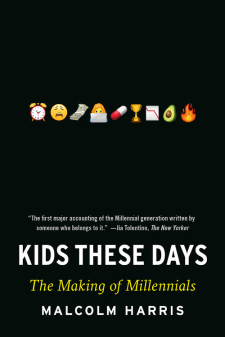 Capa de Kids These Days.