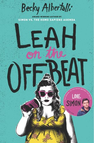 Capa de Leah on the Off Beat.