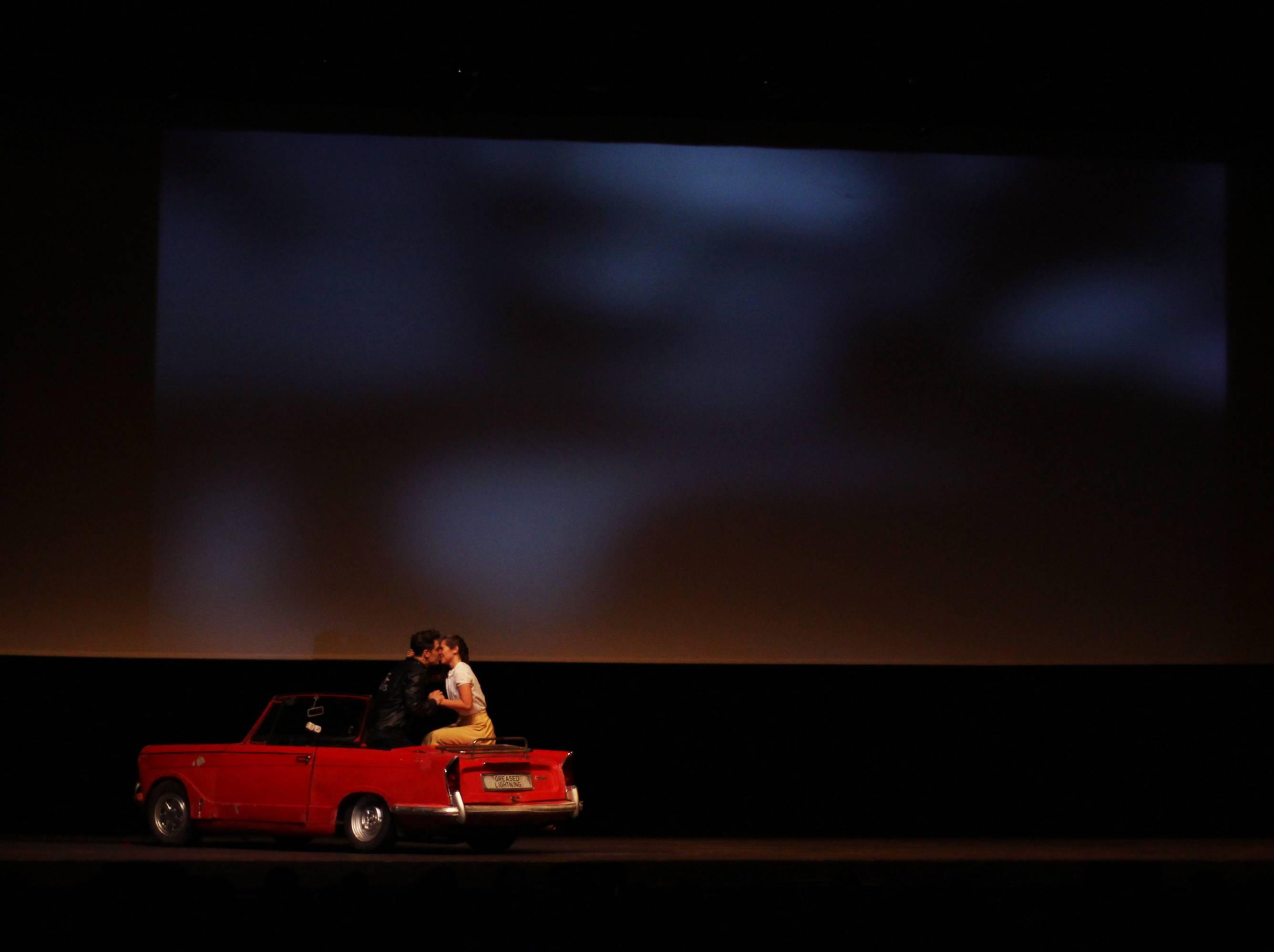 Grease - O Musical. Fotografia por Joana Jacques.