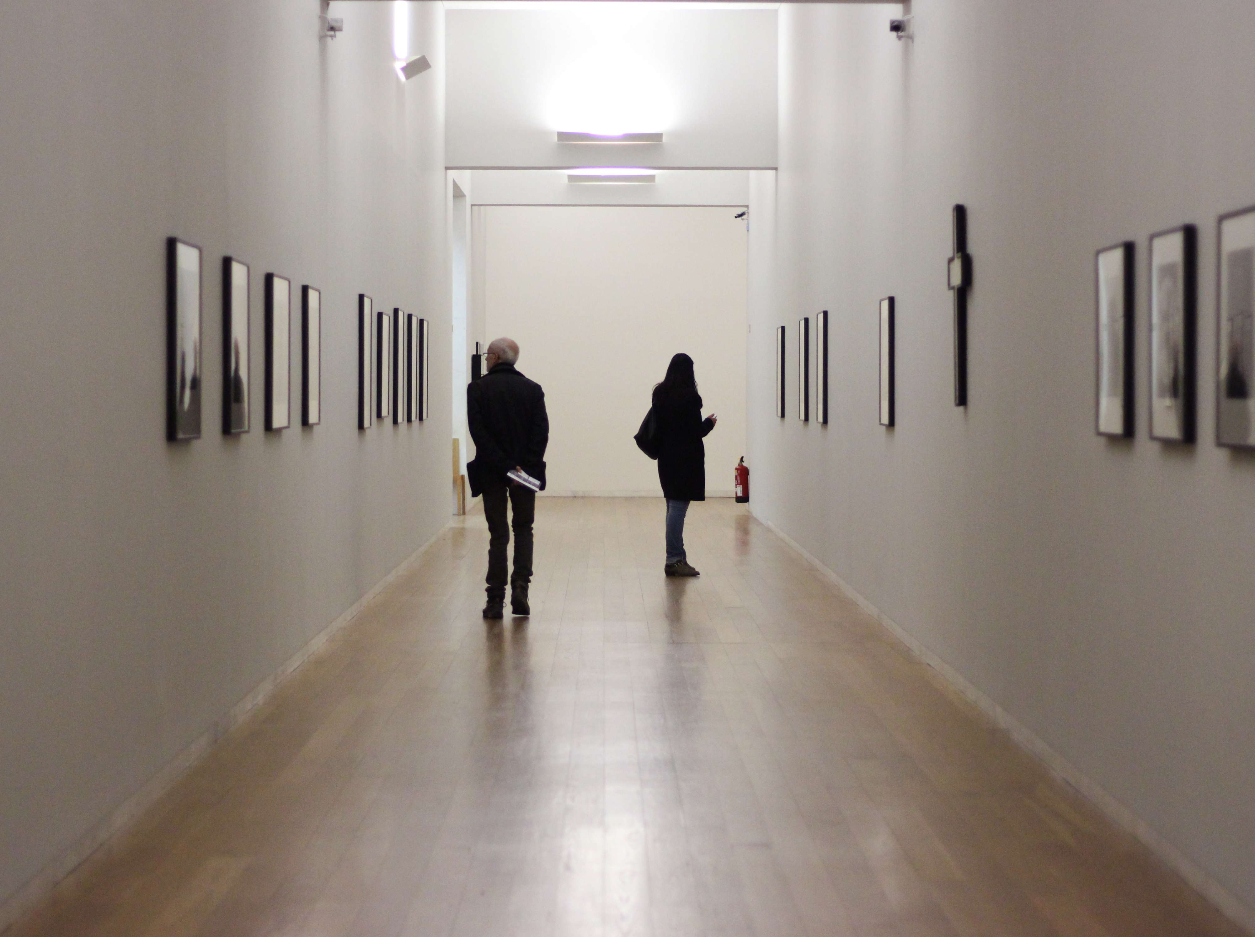 Exposição de Robert Mapplethorpe no Museu de Serralves. Fotografia por Joana Jacques.