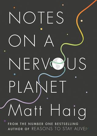 Capa de Notes On a Nervous Planet.