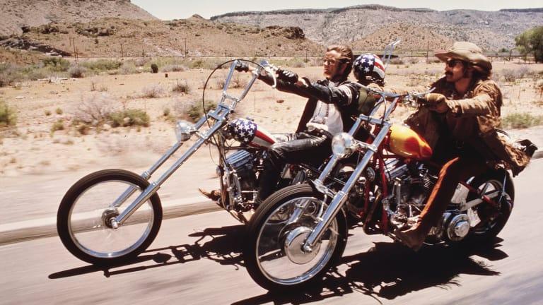Easy Rider (1969).