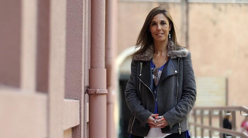 Ana Rita Cavaco, a bastonária da Ordem dos Enfermeiros [Foto: Mariline Alves/Correio da Manhã]